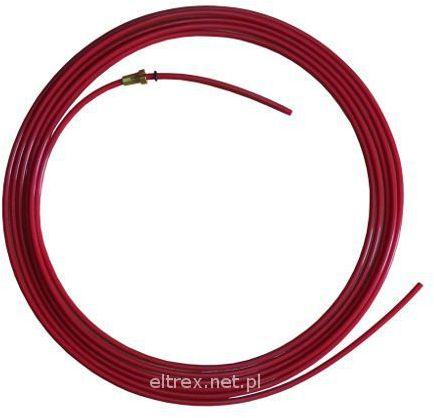 Prowadnik teflonowy drutu do aluminium fi. 1.0-1.2 do uchwytów MigMag
