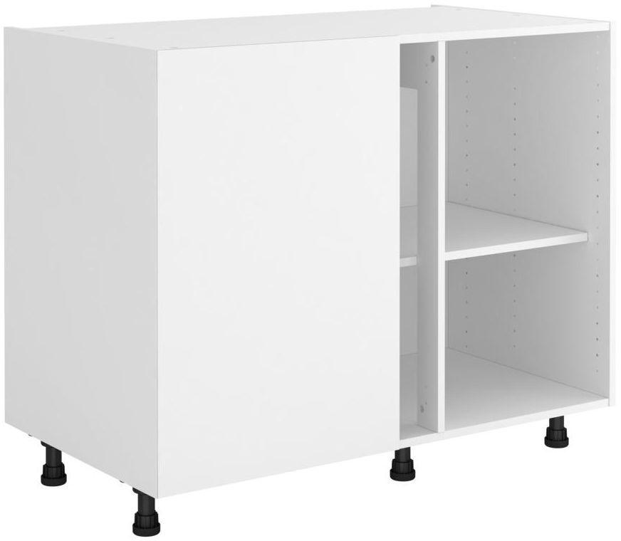 Korpus szafki kuchennej AB106 biały Delinia iD