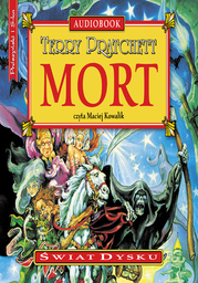 Świat Dysku. Mort - Audiobook.