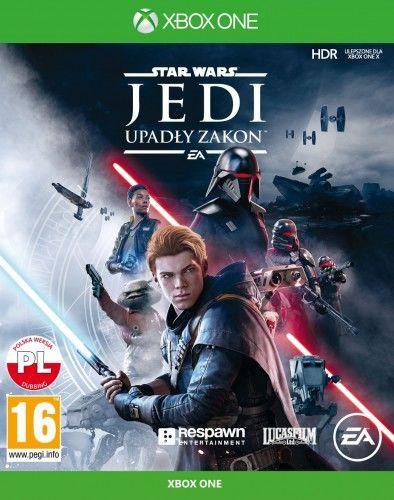 Star Wars Jedi Upadły Zakon XONE