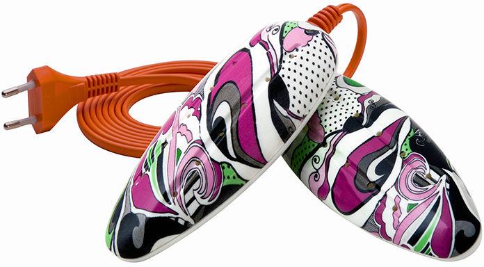 Suszarka do butów Elektrowarm SB-3d fioletowe fale