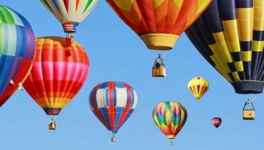 Lot balonem dla grupy znajomych - Trójmiasto - 5 pasażerów
