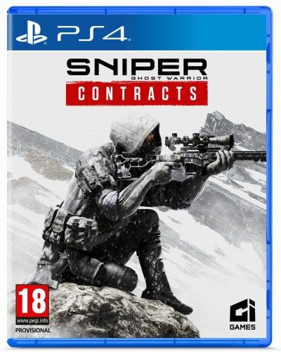 Sniper Ghost Warrior: Contracts PS 4