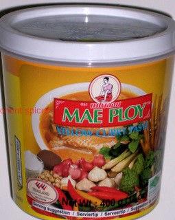 pasta curry żółta - 400 g