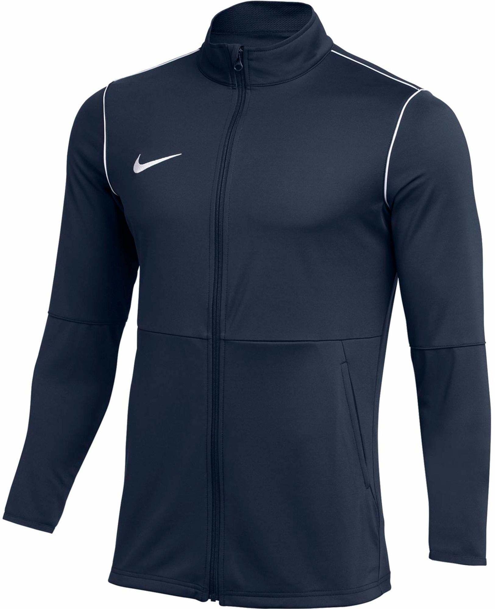 Nike męska kurtka sportowa M NK DRY PARK20 TRK JKT K, obsydian/biała/biała, 2XL