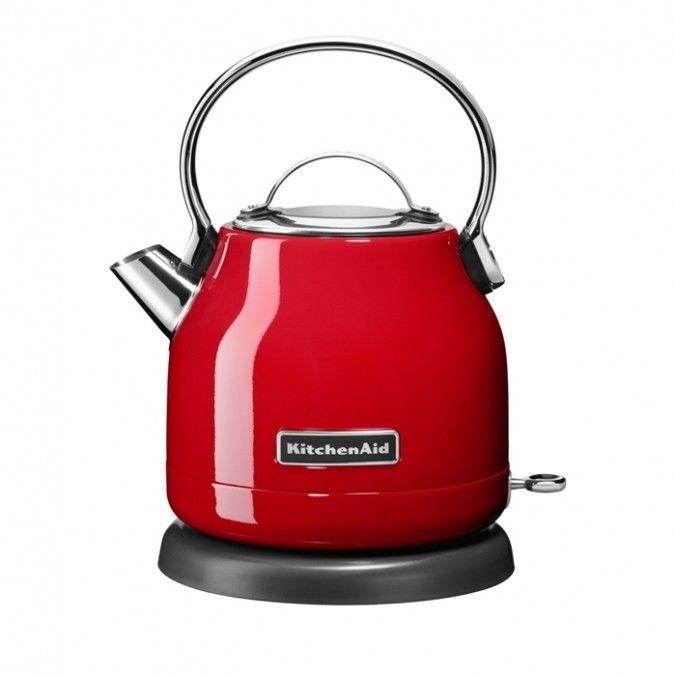 KitchenAid - Czajnik Stella 1,25L Czerwony