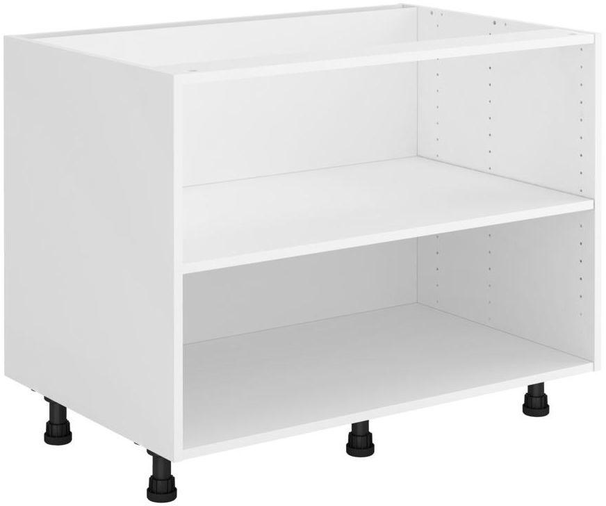 Korpus szafki kuchennej BS90 biały Delinia iD
