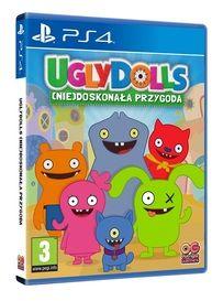 UglyDolls: (Nie) doskonała Przygoda Gra PS 4