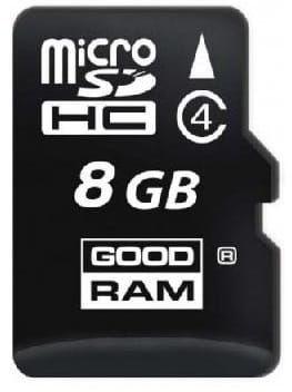 Karta pamięci microSD 8GB GOODRAM