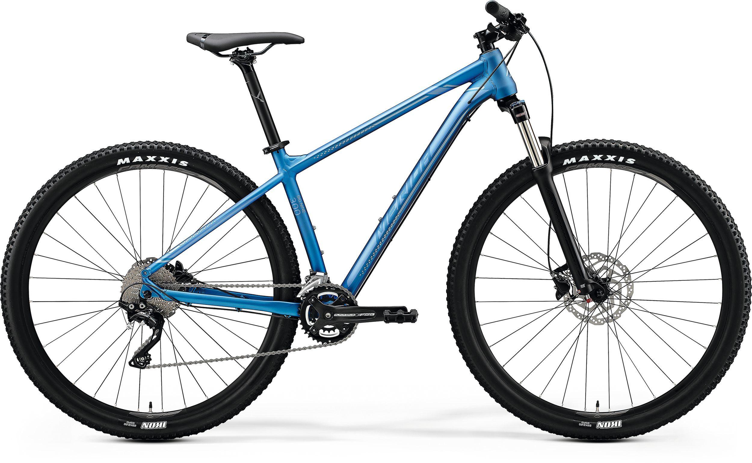 "Rower Merida BIG.NINE 300 niebieski 29"" 2020"