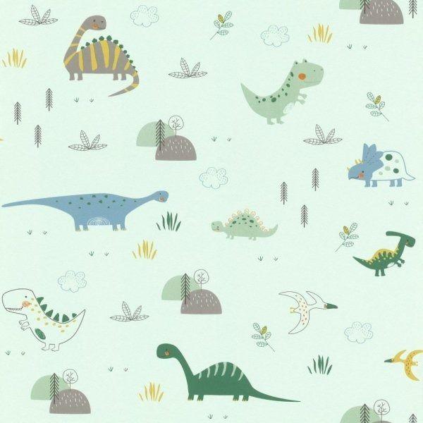 Tapeta dinozaury bambino 249330