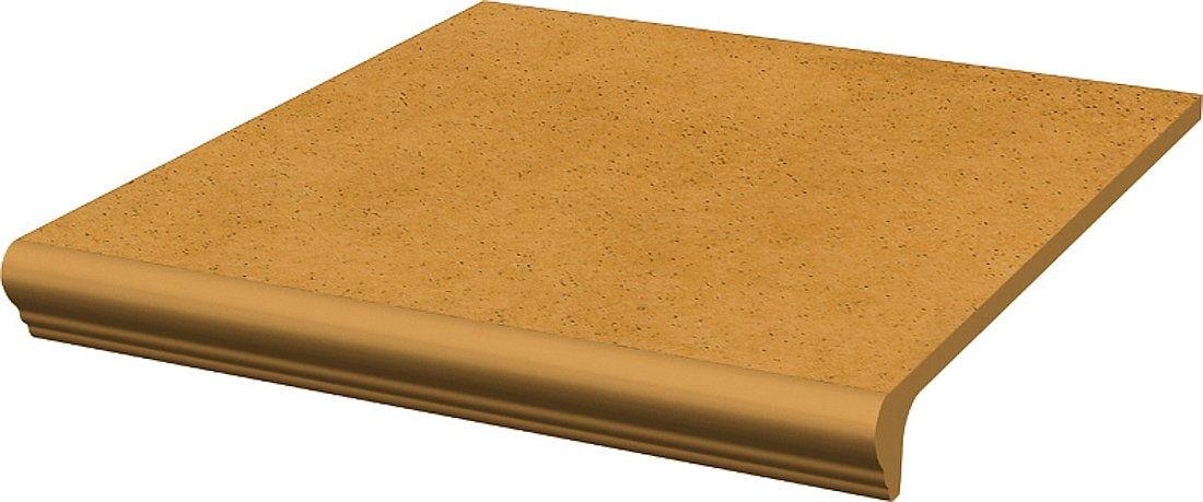 AQUARIUS BEIGE stopnica z kapinosem prosta 30x33x1,1