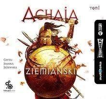Achaja T.1 audiobook - Andrzej Ziemiański