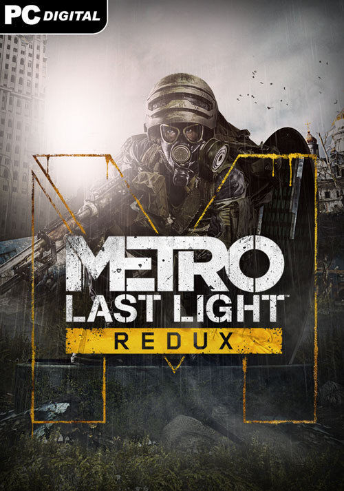 Metro: Last Light Redux (PC) klucz Steam