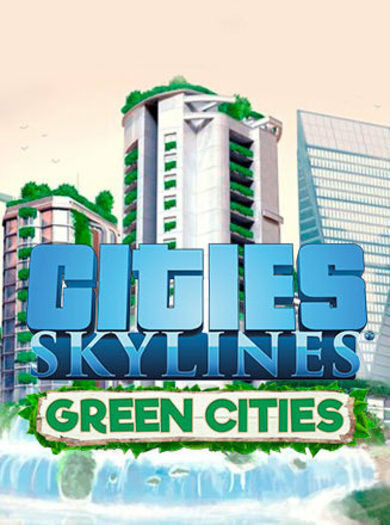 Cities: Skylines - Green Cities PL (Digital - klucz Steam)