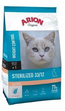 Arion Original Cat Sterilised Salmon 2 kg