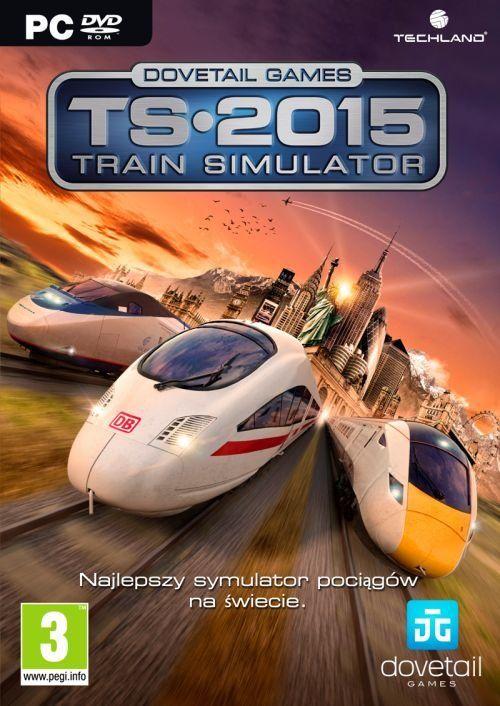 Train Simulator 2015 (PC) klucz Steam