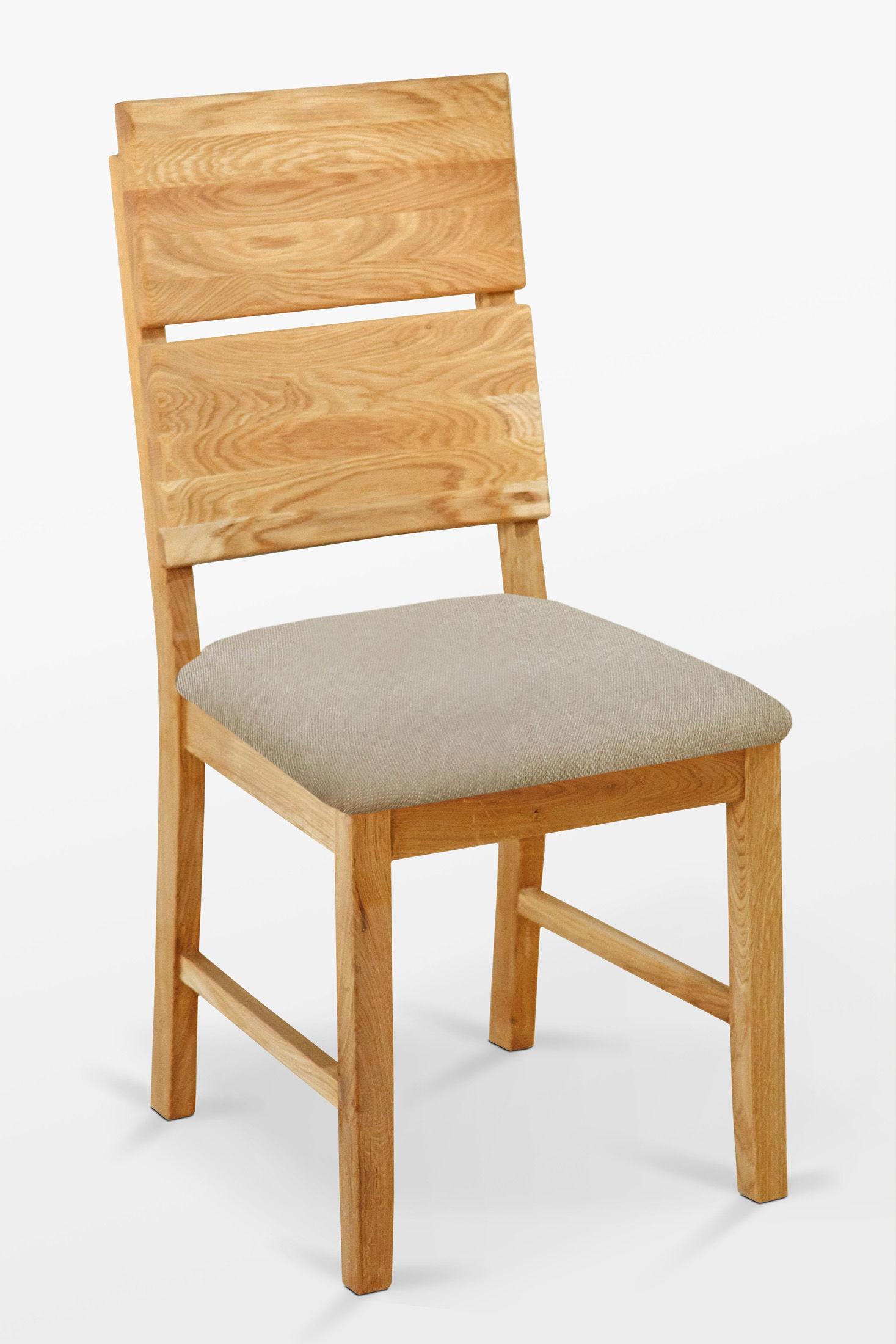 Krzesło dębowe 03 Tapicerka