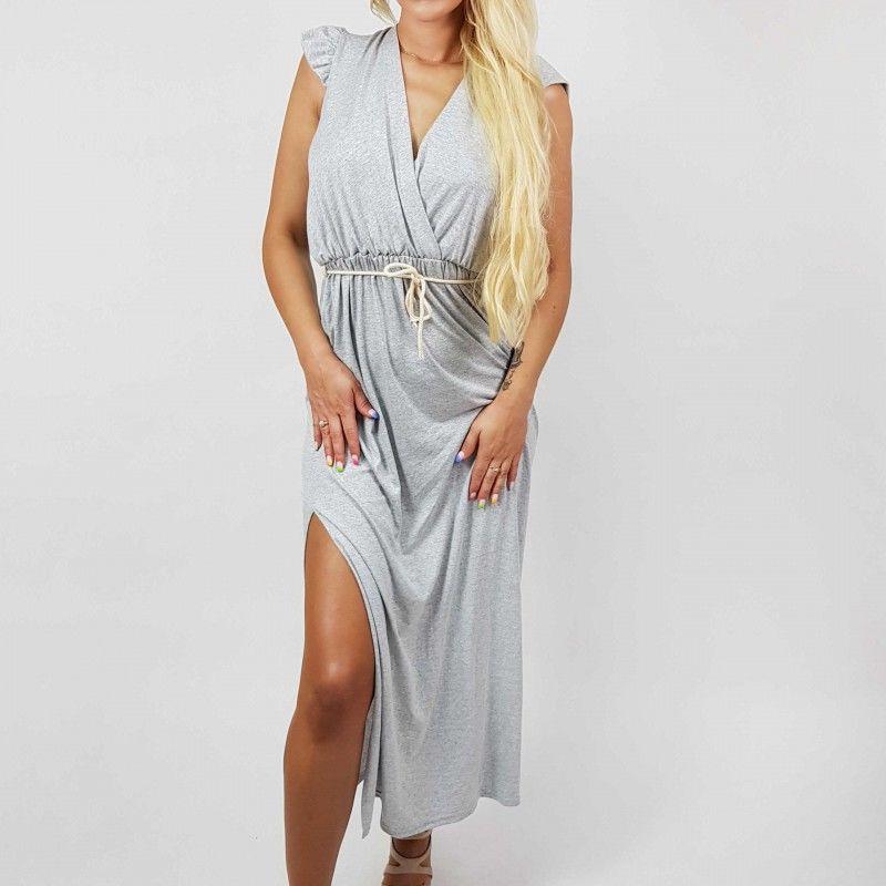 Sukienka maxi zwiewna SASHA BS00980