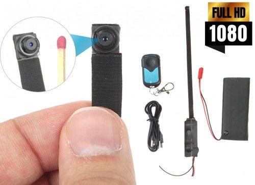 Mini kamera do ukrycia FHD 1080p detekcja ruchu NX-189 pluskwa