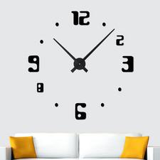 "Zegar ścienny ""zrób to sam"" cichy #11B3 /355mm"