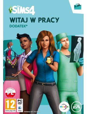 The Sims 4 Witaj w pracy (dodatek). Kup taniej o 40 zł w Klubie