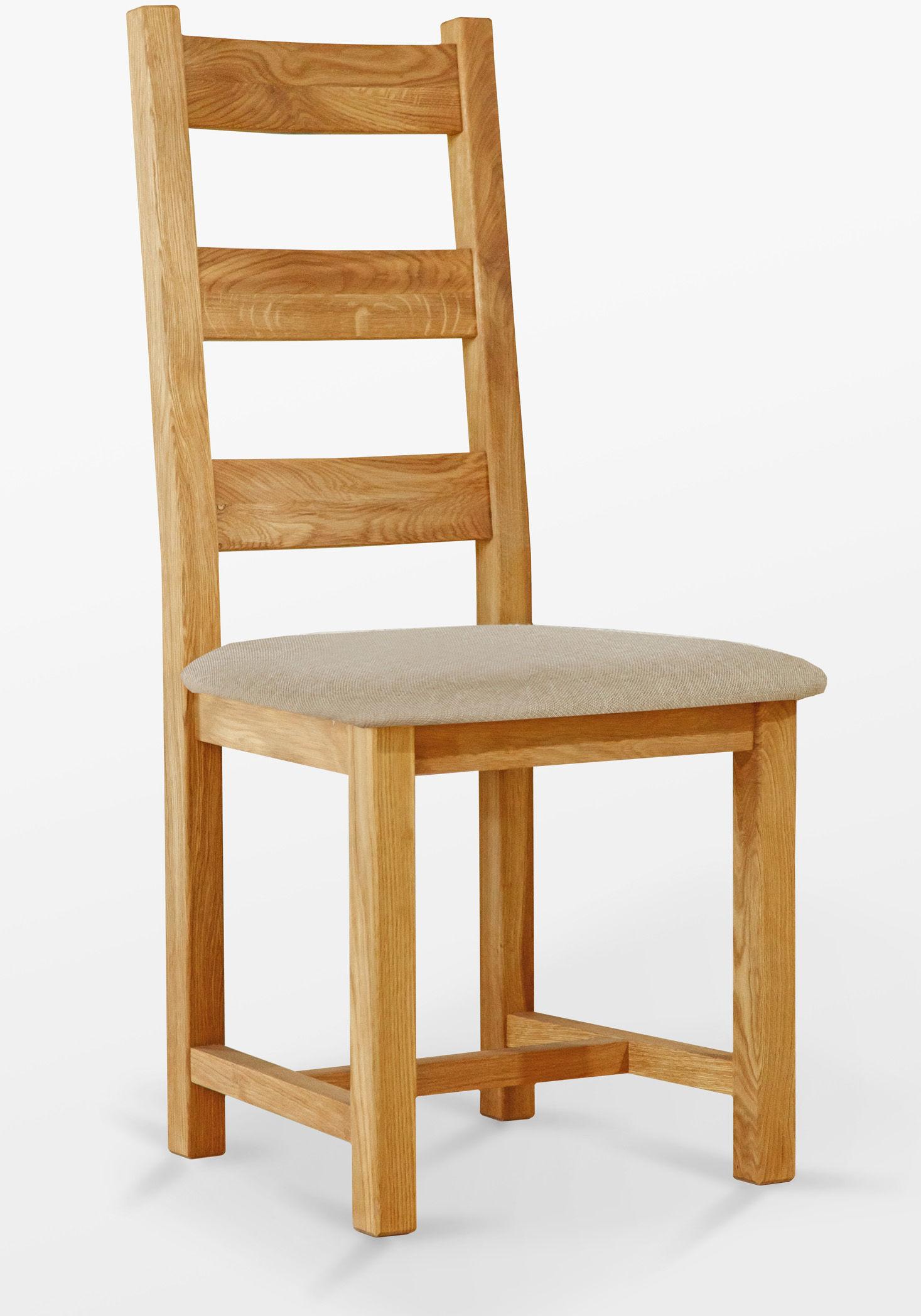 Krzesło dębowe 04 Tapicerka