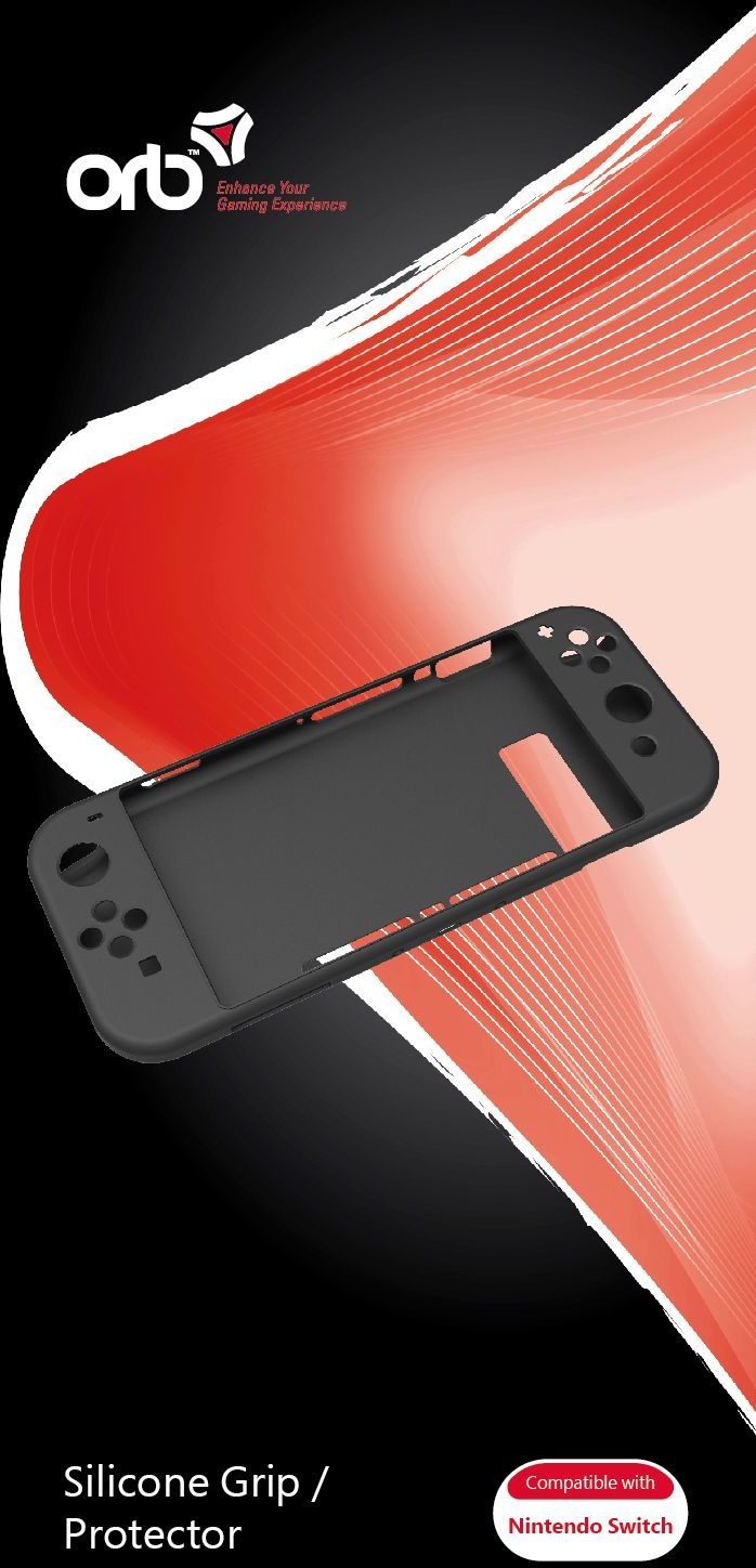 Silicone Grip / Protector (Nintendo Switch)
