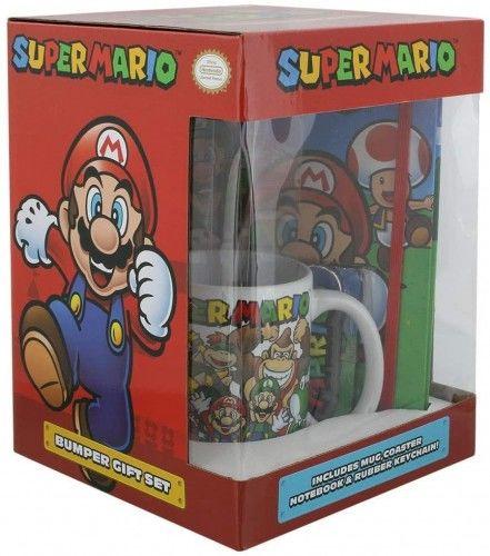 Kubek Super Mario Zestaw Prezentowy