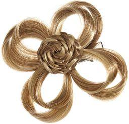 Love Hair Extensions Akcesoria do włosów z klipsem, kolor 10/22 popiół brązowy/plażowy blond średni