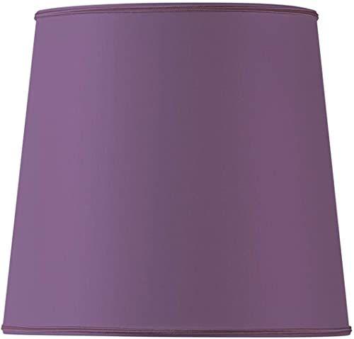 Klosz lampy w kształcie litery U, 30 x 25 cm, fioletowy