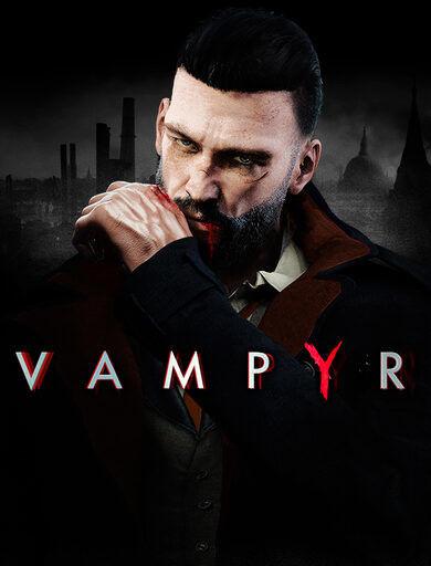 Vampyr PL (Digital - klucz Steam)