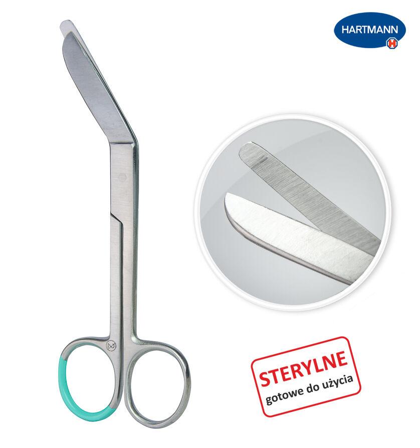 Jednorazowe nożyczki chirurgiczne Braun-Stadler do episiotomii
