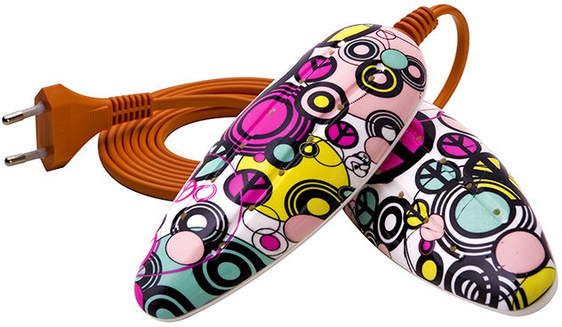 Suszarka do butów Elektrowarm SB-3d kolorowe kółka