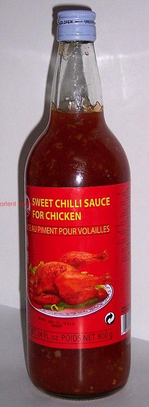 sos chilli słodki - 800g