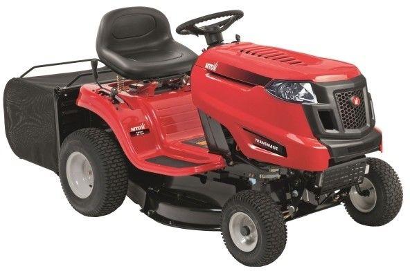 Traktor ogrodowy MTD Smart z koszem 76 cm Thorx