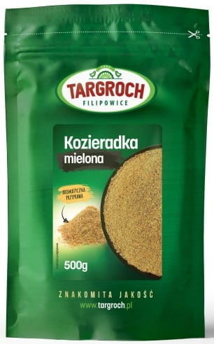 Kozieradka Mielona 500g - Targroch