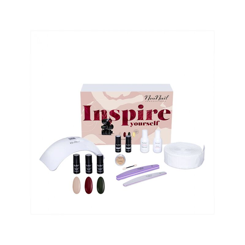 NeoNail Zestaw Startowy Inspire Yoursalfe Set