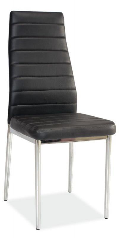 Krzesło H-261 czarne Signal