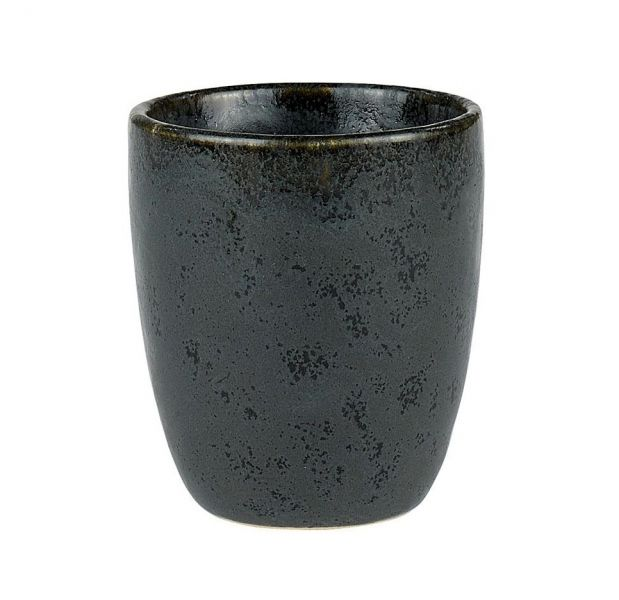 Bitz BLACK Filiżanka - Kubeczek do Kawy Espresso 100 ml Czarny 6 Szt.