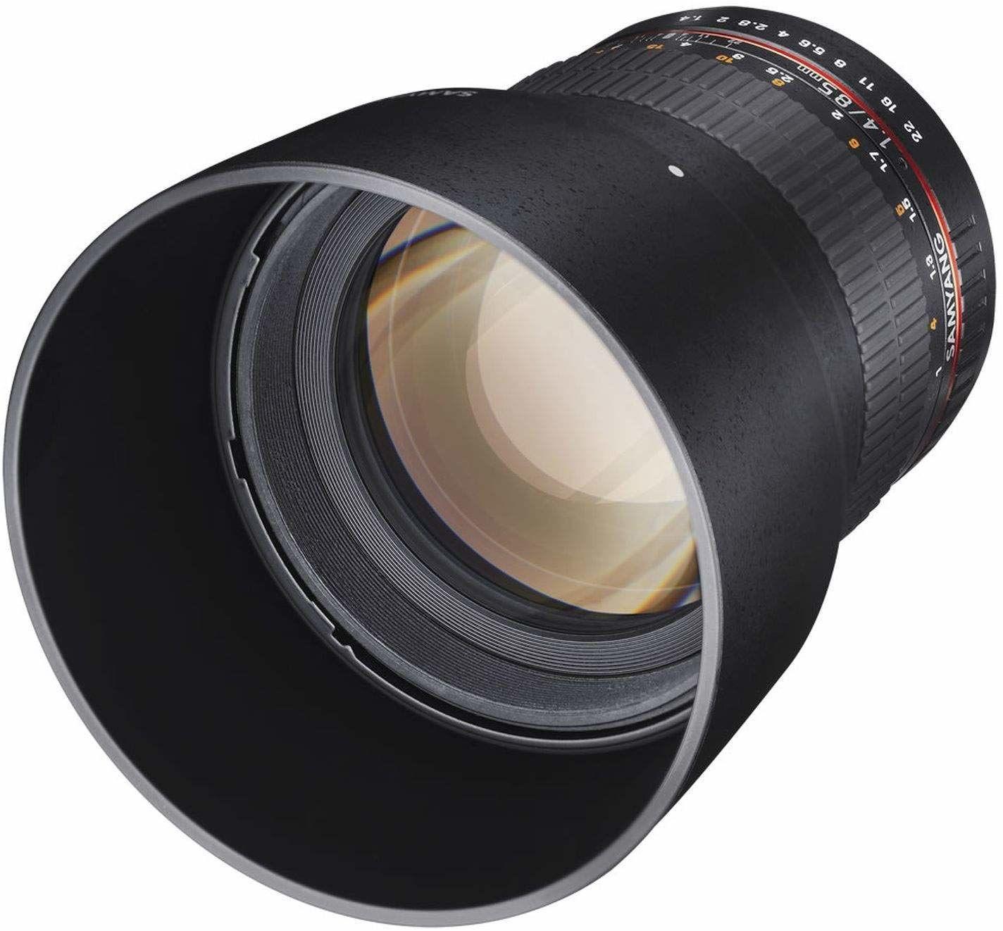 Samyang 85 mm F1.4 ręczny obiektyw ogniskowy do Sony