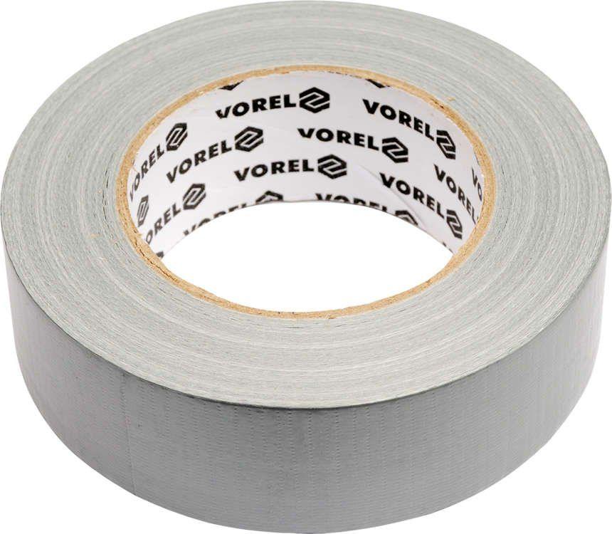 """Taśma tekstylna """"duct"""" 48mm x 10m Vorel 75238 - ZYSKAJ RABAT 30 ZŁ"""