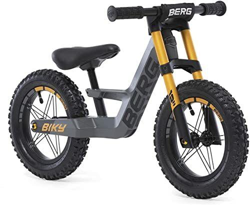 Berg Biky Cross Grey rower biegowy