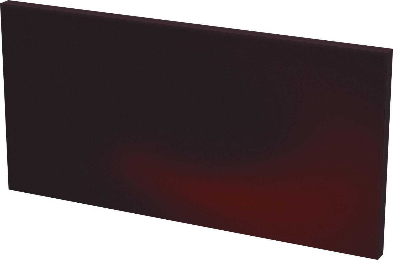CLOUD BROWN płytka podstopnicowa gładka 30x14,8x1,1
