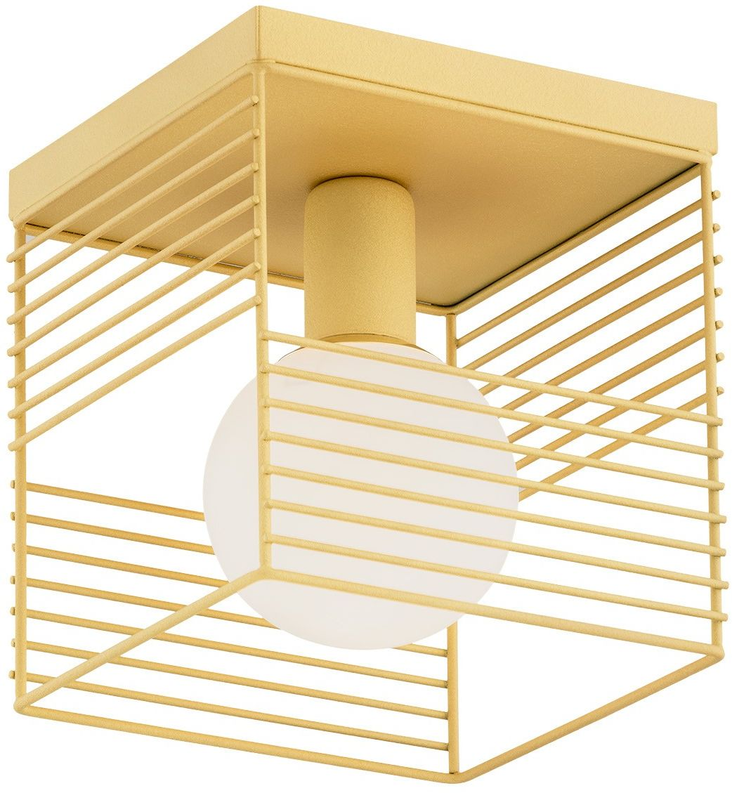 Plafon złoty Sintra 4225 Argon // Rabaty w koszyku i darmowa dostawa od 299zł !