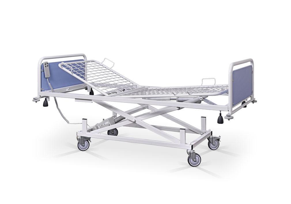 Łóżko rehabilitacyjne A ( elektryczne )