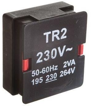 Transformator do przekaźników nadzorczych TR2-230VAC 2000735
