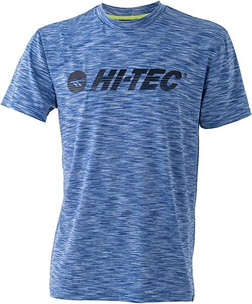 Hi-Tec Męski T-shirt Garcia, niebieski księżniczka księżniczka, XL