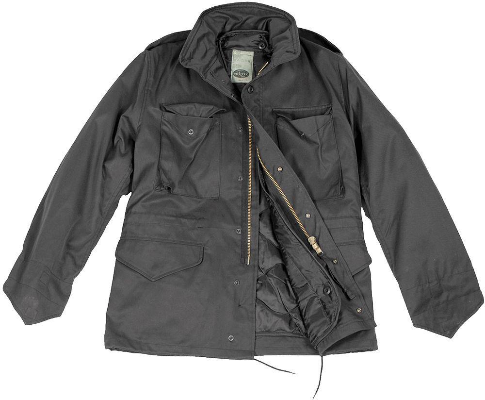Kurtka Mil-Tec M65 Black (10315002)