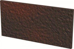 CLOUD DURO BROWN płytka podstopnicowa strukturalna 30x14,8x1,1